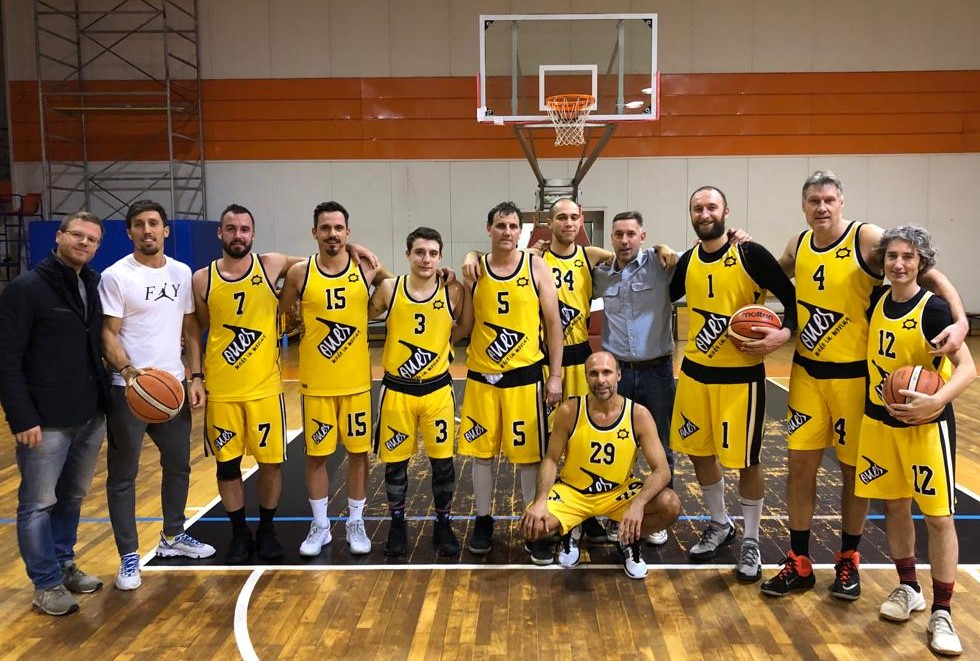 ONES MOVING SPORTING KLUB TRIESTE-campionato Basket UISP FVG